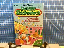 Walt Disney's Lustiges Taschenbuch  Heft Nr. 174   1.Auflage 1992  Donald & Co.
