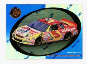 Terry Labonte 1997 Pinnacle Certified Mirror Blue Parallel Insert Card 1:199 #39