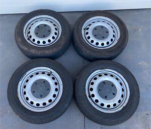 Mercedes Benz Vito W447 Steel Wheels (4 off)