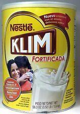 Klim Fortificada Instant Dry Whole Milk - Powdered Milk - 3.52 LBS