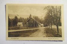 Ansichtskarte  Fichtelgebirge Bischofsgrün Forsthaus Karche  um 1930