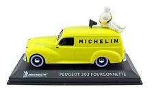 IXO Michelin Collection 1:43 Diecast Peugeot 203 Fourgonnet Van Magazine No. 34