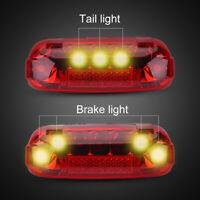 Fanale posteriore per bici Fanale posteriore Accessori per biciclette a LED