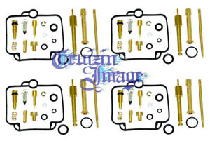 88-89 SUZUKI GSXR750 J/K CARB REPAIR KITS CARBURETOR 4 REPAIR KITS 20-GSXR750ACR