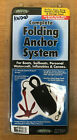 New Sealed Kwik Tek Complete Folding Anchor System A-2 Boats Personal Watercraft