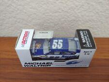 2013 #55 Michael Waltrip Aaron's Action 1/64 NASCAR Diecast MIP