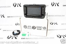 NEW Skoda genuine navigation RNS 510 Columbus 2018 V15-8515