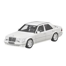 Mercedes Benz W 124 e 60 AMG Bianco Limitato 1:18 Nuovi Conf. Orig.