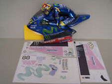 RC Bike 1/5 Sticker Aufkleber Decal Rossi Yamaha 2017