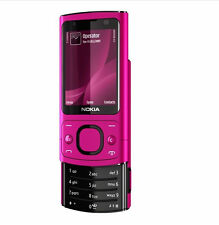 Nokia 6700 Slide PINK Unlocked 3G Cell Phone Bluetooth Camer 5.0MP free shipping