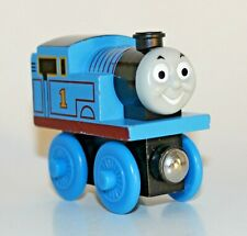 Authentic Thomas Wooden Railway Engine - Early Engineers Thomas VGUC
