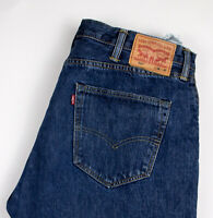Levi's Strauss & Co Hommes 501 Jeans Jambe Droite Taille W38 L32 AKZ397