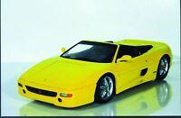 1:18 UT Models Ferrari F355 Spider (Convertible) red, yellow