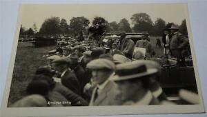 KINGTON SHOW HEREFORDSHIRE REAL PHOTO POSTCARD c 1910-15    890