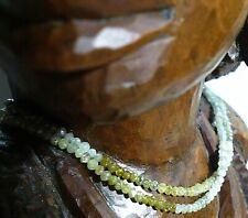 topmk-schmuck Collier, 750/18kt, DIAMANT MULTICOLOR, ca. 28 ct, diamond necklace