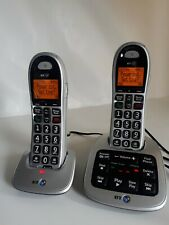 BT 4500 Big Button Single Cordless Phone working big buttons answer phone