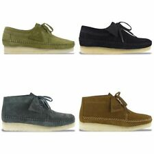 Clarks Suede Lace-up Shoes for Men