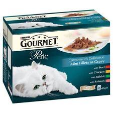 Nourriture Gourmet pour chat