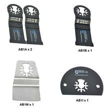 5 Piece Universal Multi Tool Oscillating Blade Assortment Kit Rep DWA4216
