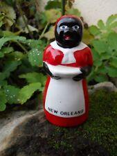 """Ancienne salière """" servante noire Mama noire """" New Orléans"""