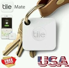 NEW Tile Mate 25% Small Bluetooth GPS Tracker Locator Key Finder Android iPhone