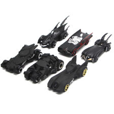 6PCS Hot Wheels Batman Batmobile Car Model Toy Vehicle Metal Diecast Collection