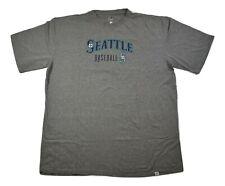 Majestic Big & Tall Mens MLB Seattle Mariners Shirt New XT, 2XT, 3XL, 4XL, 5XL