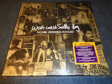 JIMI HENDRIX ANTHOLOGY-WEST COAST SEATTLE BOY-8 LP-VINYL BOX SET-SEALED-O18-FLG