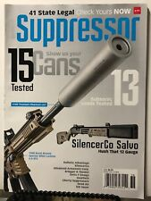 Guns & Ammo Suppressor State Legal SilencerCo Ballistic #1 2015 FREE SHIPPING JB