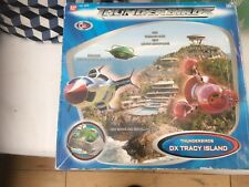 Tracy Island Ban Dai Boxed Full Working Order Including Batteries
