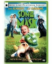 Son of the Mask [DVD] in Blockbuster Case