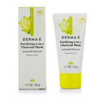 Derma E Purifying 2-In-1 Charcoal Mask 48g Masks