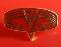 Van Halen Pin Enamel Music Famous Rock Band Metal Brooch Badge Lapel