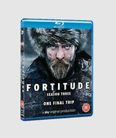 Fortitude Season 3 Blu-ray [Region B] Complete Third Season Drama Mystery Series