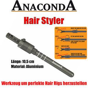 Anaconda Hair Styler - Tool für Karpfen Hair Rigs Montage Werkzeug Carp Rig