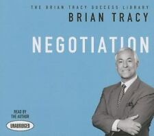NEW 2 CD Negotiation Brian Tracy