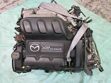 Mazda MPV AJ V6 3.0L Engine Automatic Transmission 2002 2003 2004 2005 JDM AJ