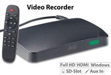 HDMI Video Rekorder Game Capture V3 FullHD USB-/microSD-Aufnahme HDMI Recorder