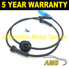 FRONT ABS WHEEL SPEED SENSOR FOR LAND ROVER FREELANDER 1.8 2.0 TD4 (1998-2006)
