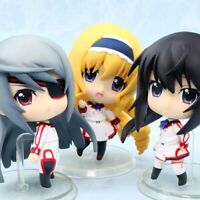 IS Infinite Stratos Houki Shinonono Cecilia Alcott Laura Bodewig Figure Puchikko