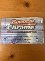 1997 Bowman Chrome Baseball Hobby Box Factory Sealed 24 Packs Halladay RC Year