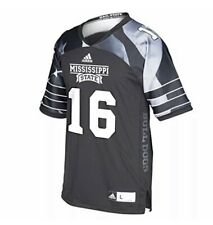 Mississippi State Bulldogs Football Adidas NCAA  Replica Jersey 4XL Hail State