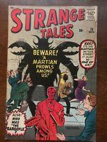 Strange Tales 78 HIGH GRADE 1960 Ant Man!! Stan Lee Jack Kirby Steve Ditko!!
