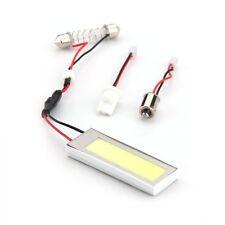 Lichtpanel 36 COB LED Panel Weiß +Soffitte Modul +T10 +BA9S Adapter DE