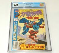 Web Of Spider-Man #119 CGC 9.2 NM- Marvel Comic 1st App Of Kaine Scarlet Spider