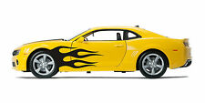 Car Truck Side FLAMES Decals sticker vinyl Vehicle Graphic Set of 2 left & right
