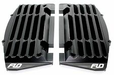 BETA 2008 - 2019 RADIATOR GUARDS / BRACE / GUARD Black