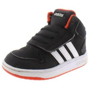 Adidas Boys Black Trainers Skate Sneakers Shoes 6 Medium (D) Toddler BHFO 9839