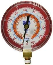 Yellow Jacket 49131 - Red Pressure, R134a/404A/407C Gauge