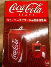 Coca-Cola brand mini can refrigerator Super Rare Item Red Japan